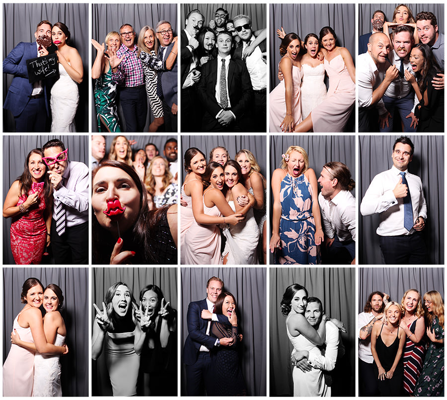 Unlimited photo booth prints for your guests.